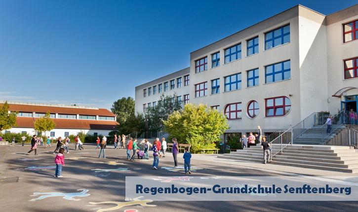 Regenbogen-Grundschule Senftenberg fotografiert von Daniel Winkler