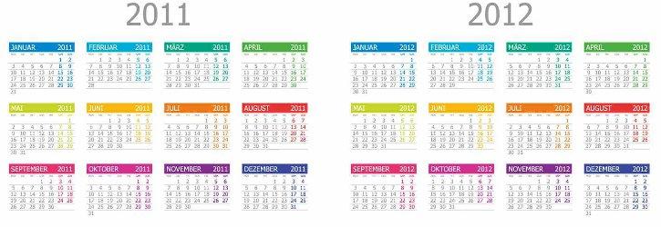 Kalender Foto Fotolia